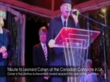 Leonard Cohen for Governor General of Canada/ Leonard Cohen