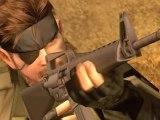 Bande-annonce de Metal Gear Solid : Peace Walker
