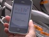 Avez-vous l'appli Velib sur votre IPhone?