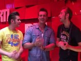 """The Baseballs"" à RTL: Impro a Capella"