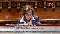 SEANCE,Séance - Proposition de loi sur les transactions financières