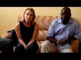 Remise du matériel aux Blogueurs de Ouest Afrika Blog