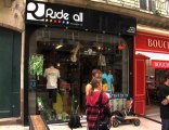 Inauguration boutique Ride all Nantes