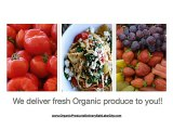 Organic Products Delivery in Salt Lake City