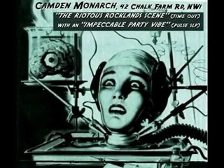 The Shills at Rocklands -London Camden Monarch