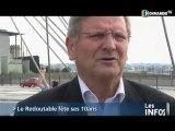 Le Redoutable fête ses 10 ans(Cherbourg)