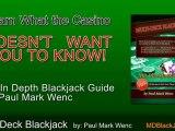 Blackjack - casinos Multi-deck Blackjack Book