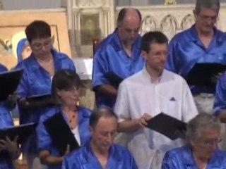 Genas ( 69740) chorale - La Chantournelle