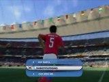 Uruguay - Corée du Sud Coupe du Monde FIFA 2010 Partie 2