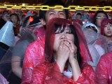 Les Sud-Coréens déçus après la défaite contre l'Uruguay