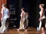 Spectacle danse afro contemporaine Plémet 4