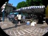 Amiens marché au  legumes samedi matin