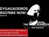 Lady GaGa  Paper Gangsta (Paper Gangsta Remix)