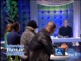 joey starr (interview fleur bleue) (tout le monde en parle)