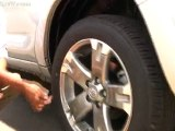 New 2010 Toyota Rav4 Sport has Run Flat Tires