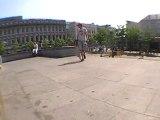 Skate In Liege - Antoine - Flip Front Banane alt angle
