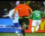 Argentine Mexique: 3-1 / 8ème de finale