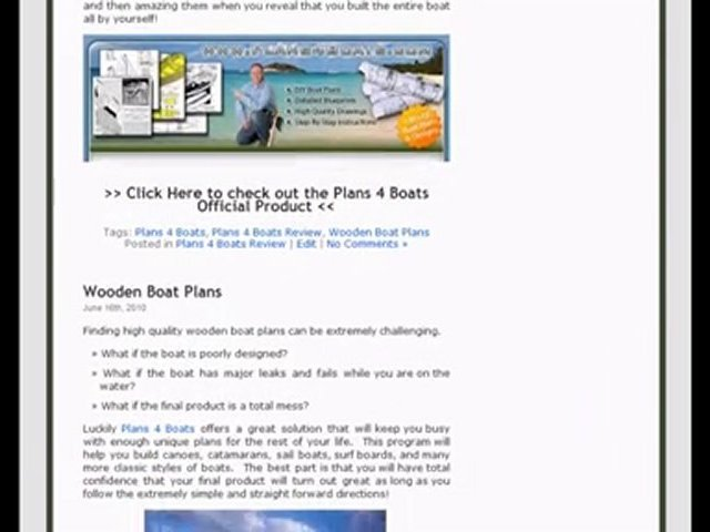 Plans 4 Boats Reviews