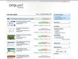Opquast reporting : suivi qualité et accessibilité