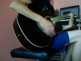 HOOBASTANK - THE REASON ( ACOUSTIC ).by me