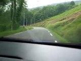 AMGS Reconnaissance Montée  Course de Côte  Beaujolais 2010