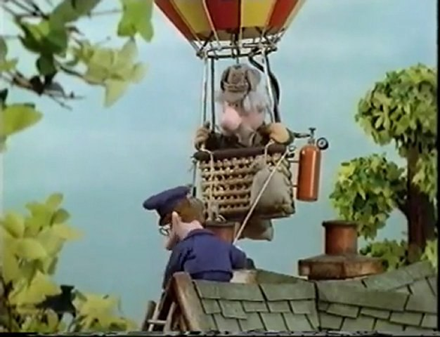 Postman Pat - Takes Flight (part 2/2) | Godialy.com