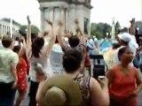 Grand Army Plaza, Rhythm Revue, Brooklyn 6-26-2010