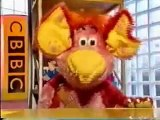 CBBC2 Lunchtime Continuity 2001 (Thursday Afternoon)