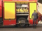 Reportage sur les Sapeurs Pompiers.
