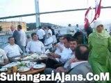 sultangazi belediyesinin düzenlediği yat gezisi