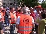 Retraites : Grève record à Troyes !