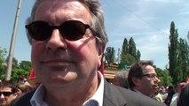 Manif Poitiers 24/06/2010 - Alain Claeys, Député-Maire