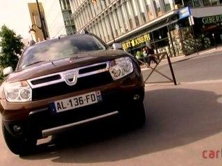 Dacia Duster : le tout terrain low-cost !