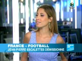 Jean-Pierre Escalettes démissionne de la FFF
