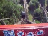 Tonnerre de Zeus in ride - Parc Asterix