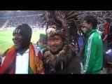 Argentine - Mexique avec les supporters mexicains
