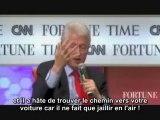 Bill Clinton et la marée noire du Golfe du Mexique
