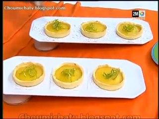 Tartes aux citrons