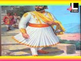 Ashoka's Siddharth Nigam As SHIVAJI In 'Peshwa Bajirao' - video