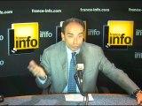 invité de france info : Jean-François Copé