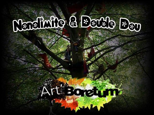 Nonolimite & Double Dou dans un arbre