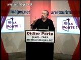 Didier Porte, chroniqueur à @si !