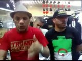VIDEO + FREESTYLE DE MORSAY ZEHEF ET TOUTE L'EQUIPE TRUAND 2 LA GALERE A LA BOUTIQUE HIGH KICK STORE A NANCY