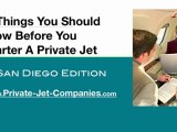 Guide to Private Jet Charter San Diego Air Charter San Dieg