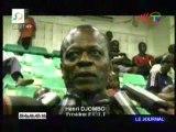 Finale des 19ème championnats d'Afrique de tennis de table