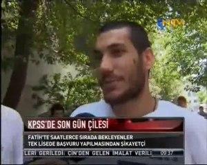 KPSS ÇİLESİ