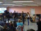 B.CHALAT 2010-05-16 Audition de saxo Quatuor de Saxo Medley