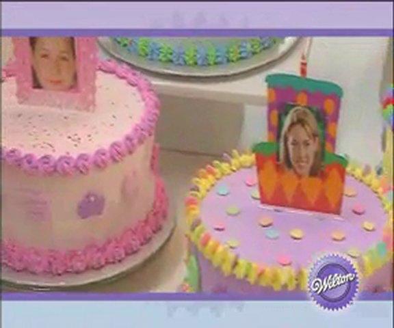 Cake Decorating Celebration