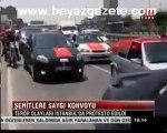 Turkbikers -TechTurkey  Şehitlere Saygı Konvoyu - CNN TURK