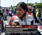 Turkbikers -TechTurkey  Şehitlere Saygı Konvoyu - NTV